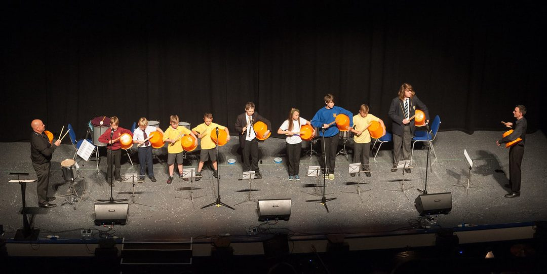 DMC Percussion Ensemble enters Youth Music Festival 2019