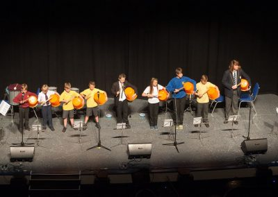 DMC Percussion Ensemble