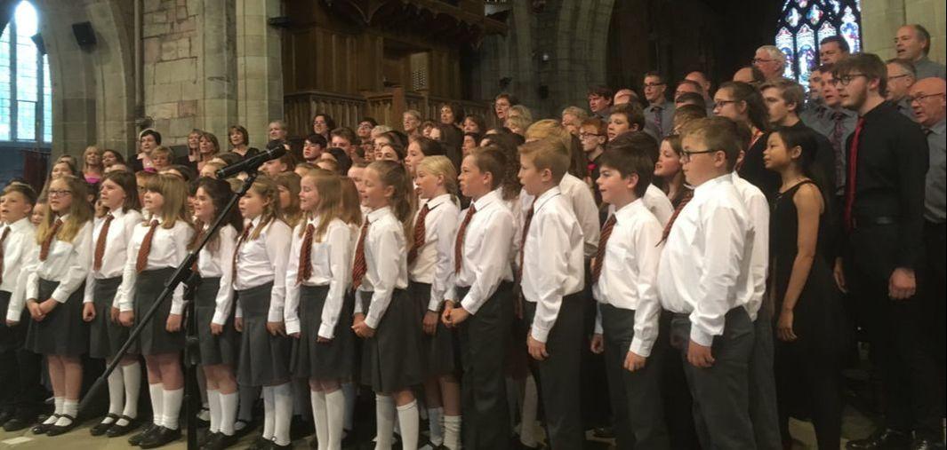 Denbighshire County Council Christmas Concert