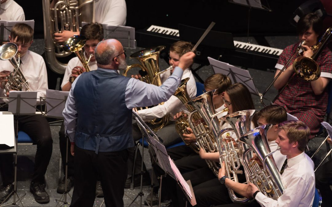 DMC Youth Brass Band to perform at Ruthin Rotary Club Concert