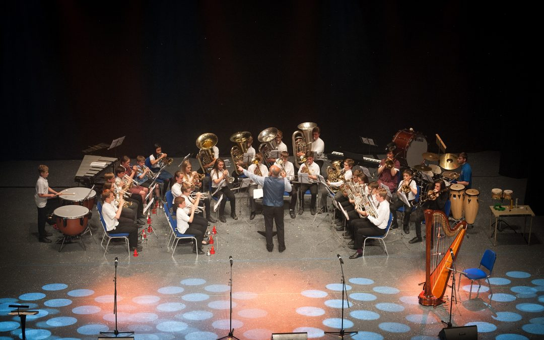 DMC Youth Brass Band To Perform At Ysgol Brynhyfryd