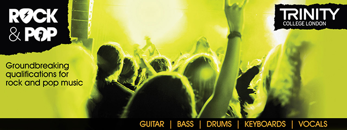 Trinity Rock & Pop Exams @ DMC Music Centre