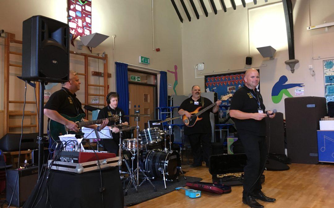 Making Some Noise in Ysgol Borthyn!