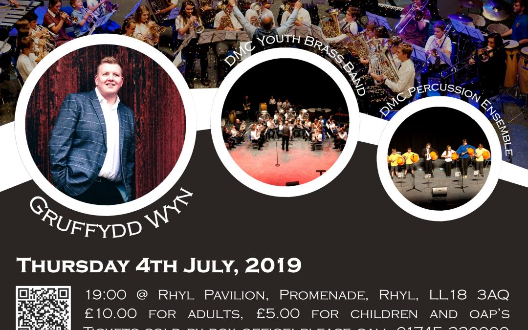 DMC Gala Concert 2019 – Last chance to book tickets!