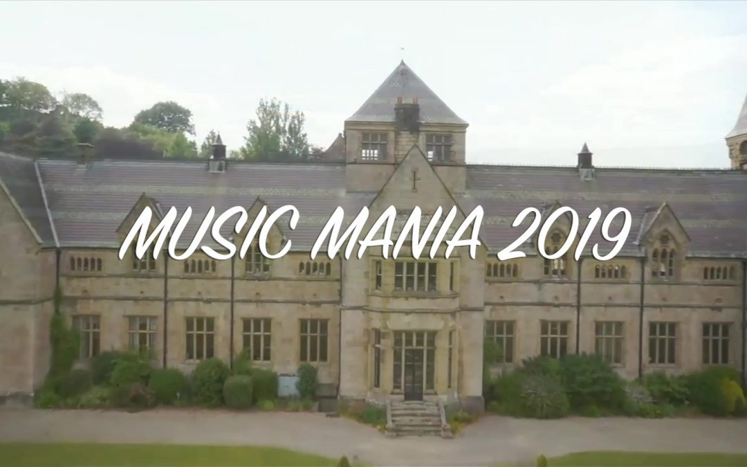 Only 1 week to go until Music Mania!