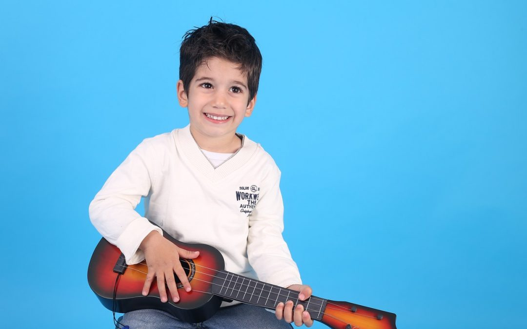 Book your child's music lessons online