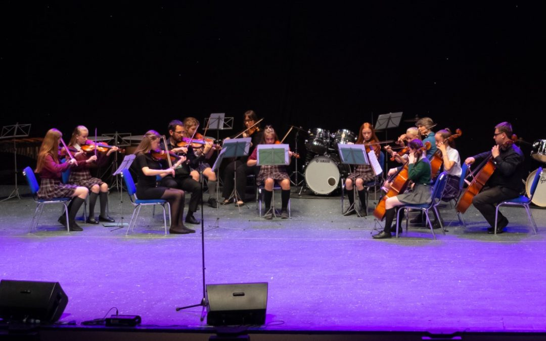 DMC String Group – Christmas Concert