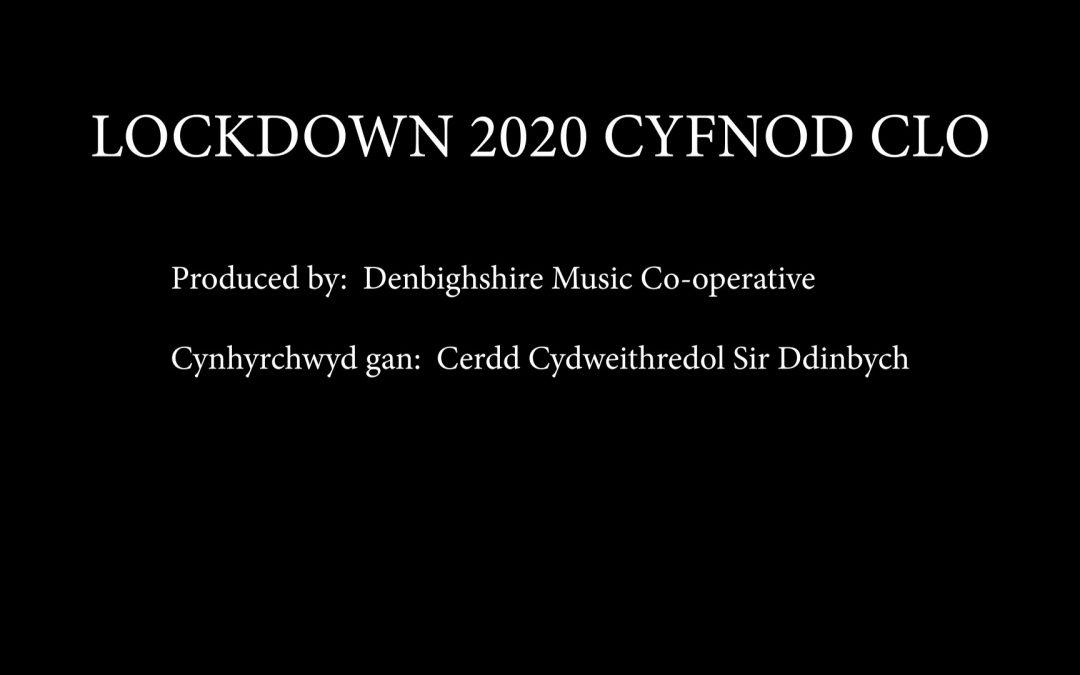 Lockdown 2020 Cyfnod Clo