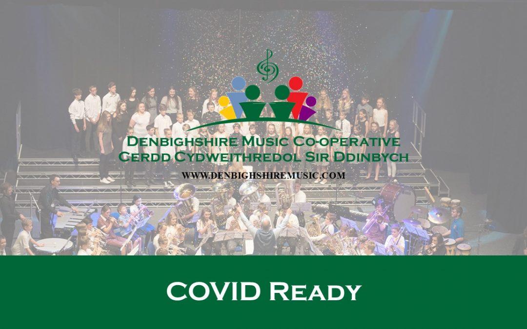 DMC's COVID Ready